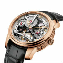 Double Tourbillon Technique