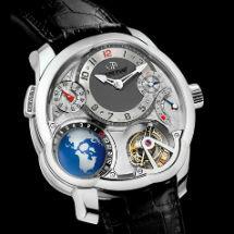 Greubel Forsey Le garde-temps GMT