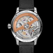 H. Moser & Cie : Endeavour Centre Seconds Diamonds Purity