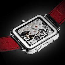 H. Moser & Cie: Swiss Alp Watch Concept Black