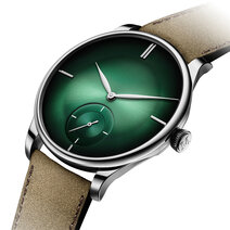 Venturer Small Seconds XL Purity Cosmic Green