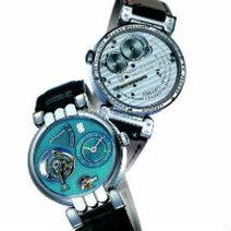 2001 En collaboration avec François Paul Journe, Harry Winston présente l'Opus I, une série de montres à complications