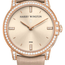Harry Winston: Midnight 32 mm