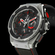 Hublot F1 TM King Power, Montre officielle de la Formule 1 TM