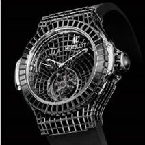 Hublot: One Million $ Black Caviar Bang