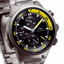 Aquatimer Split Minute Chronographe