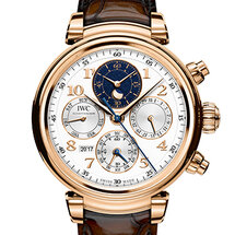 Da Vinci Perpetual Calendar Chronograph