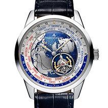 Geophysic Tourbillon Universal Time square