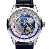 Geophysic Tourbillon Universal Time