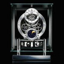 Jaeger-LeCoultre: Atmos Régulateur/2004