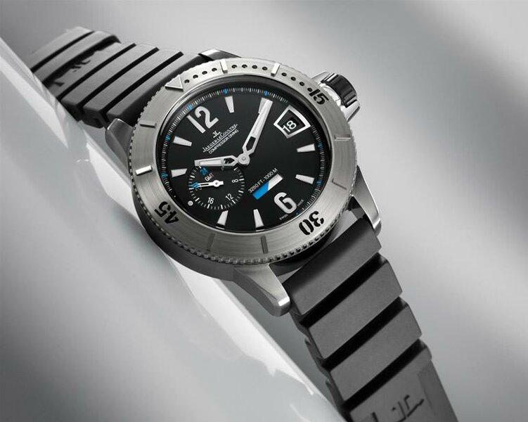 The Master Compressor Diving GMT - Fondation de la Haute Horlogerie