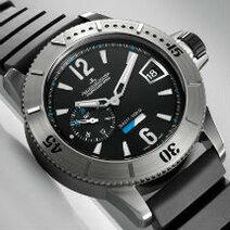 Jaeger-LeCoultre: Master Compressor Diving GMT/2007