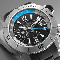 Jaeger-LeCoultre: Master Compressor Diving Pro Geographic/2007