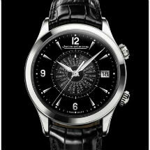 Jaeger-LeCoultre offers two contemporary versions of the legendary Memovox