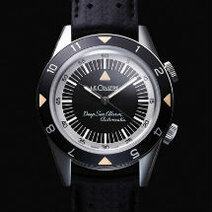 Jaeger-LeCoultre: Memovox Tribute to Deep Sea/2011