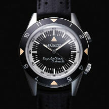 Memovox Tribute to Deep Sea : a re-edition in tribute to the legend of diver's watches