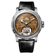 8 Marvels of the World - Petra - Louis Moinet 2021