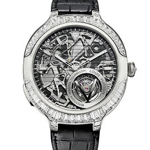 Voyager Minute Repeater Flying Tourbillon Paved