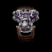 Horological Machine N°9 Sapphire Vision - MB&F 2021