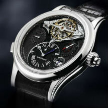 Montblanc Collection Villeret 1858 – Chronographe ExoTourbillon