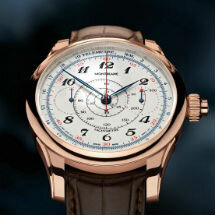 Montblanc Collection Villeret 1858 - Chronographe Vintage