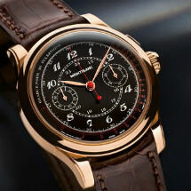 Montblanc Collection Villeret 1858 – Vintage Pulsographe