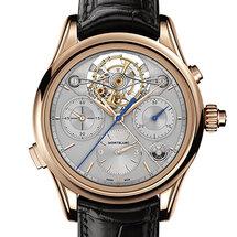 万宝龙Heritage系列Chronométrie ExoTourbillon Rattrapante 外置陀飞轮8枚限量版腕表
