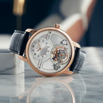 Montblanc: Star Legacy Suspended Exo Tourbillon Limited Edition 58