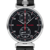 Montblanc TimeWalker Chronograph Rally Timer Counter Edition Limitée 100