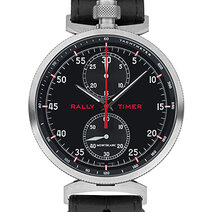 Montblanc TimeWalker Chronograph Rally Timer Counter Edition Limitée 100 square
