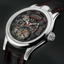 Montblanc's TimeWriter II Chronographe Bi-Fréquence 1,000