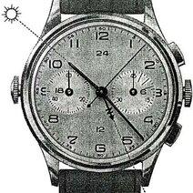 Chronographe avec aiguille d'orientation