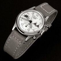 Chronographe-bracelet maréographe