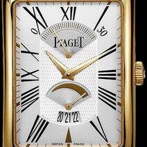 Piaget rectangle à l'ancienne model with retrograde seconds
