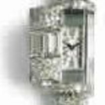 Cartier: Wristwatch with dial cover/1928