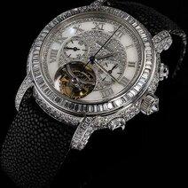 Audemars Piguet: Chronographe Bracelet Ladies'Jules Audemars Tourbillon