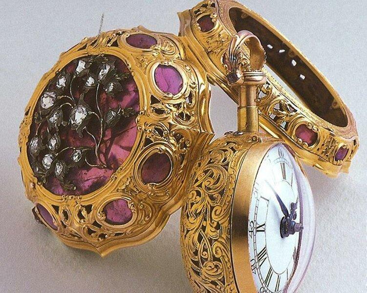 histoire de la montre joailli re fondation de la haute horlogerie. Black Bedroom Furniture Sets. Home Design Ideas