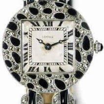 Cartier: Montre-bracelet à motif taches de panthère/1914