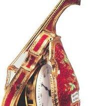 Montre de fantaisie en forme de violoncelle, Genève/vers 1840