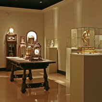 The grassy clock and watch museum