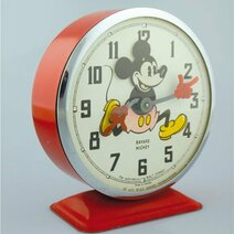 Mickey mouse alarm clock, Bayard