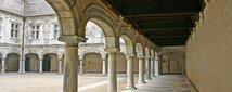 格朗维尔宫庭院 © G.Vieille,贝桑松城