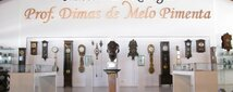 迪马斯-德-梅洛-皮蒙塔教授钟表博物馆