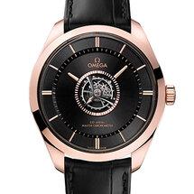 De Ville Tourbillon Co‑Axial Master Chronometer 43 mm