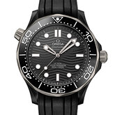 Seamaster Diver 300 Ceramic and Titanium