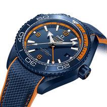 Seamaster Planet Ocean « Grand Bleu »