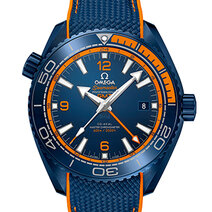 Seamaster Planet Ocean « Grand Bleu » square