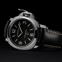Panerai: Luminor Marina Logo 3 Days Acciaio — 44 mm