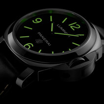 Panerai : Luminor Marina Logo 3 Days Acciaio — 44 mm