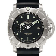 Submersible 1950 2500m 3 Days Automatic Titanio